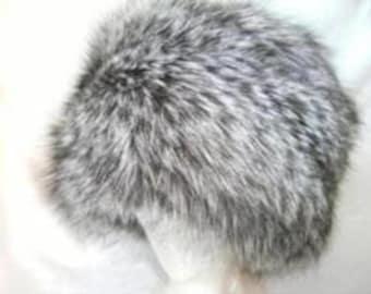 "Silver Fox hat ""Papaha"" model,"