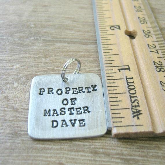 Master property slave slut