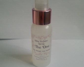 Amazing Grace Type Silky Perfume Body Mist Spray (Philosophy Amazing Grace Type) 2.5 fl oz