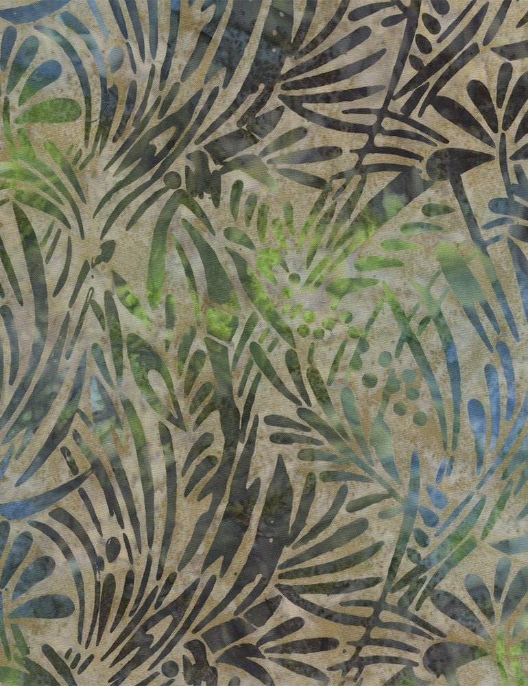 Sale reeds batik fabric half yard or by the yard for Fabric for sale by the yard
