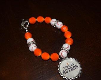 Houston Astros bracelet