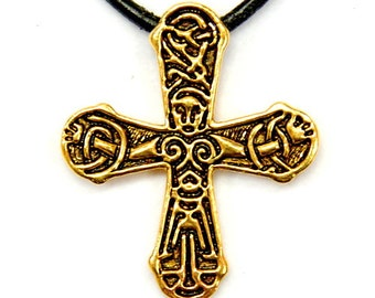 Viking-Crucifix / Gåtebo-Cross - [0 Gatebo]