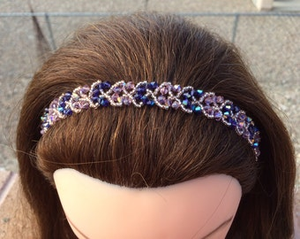 Crystal Beaded Headbands