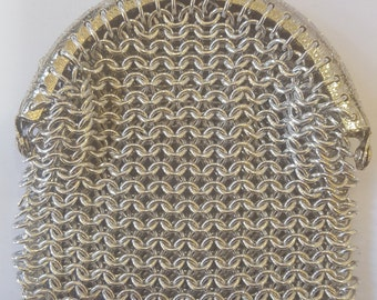 Coin Purse handmade from chainmaille