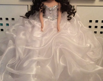 Custom made Quinceanera Doll - Last doll