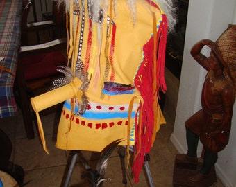Yei Bi Chei navajo mask