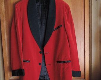 A Marvelous Tux Jacket