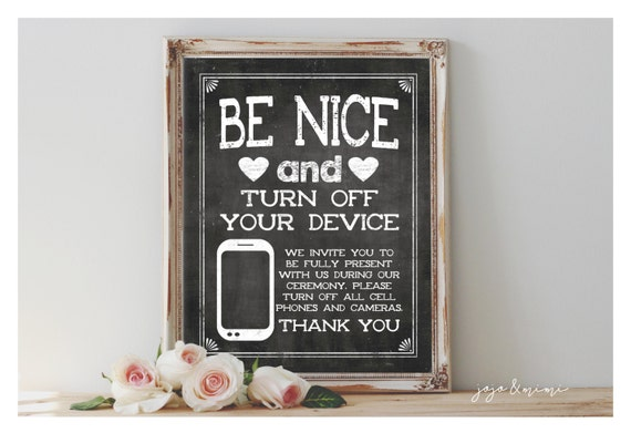 Instant Turn Off : Instant be nice and turn off your device printable