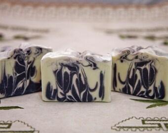 "Handmade Soap ""Waves of Lavender"""