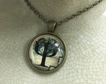 Psychology pendant Necklace