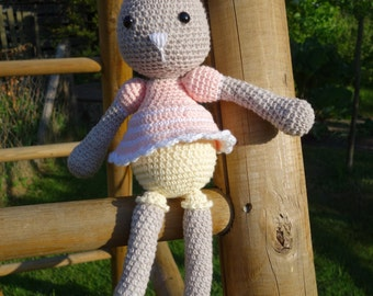 Amigurumi, The Bunny-girl