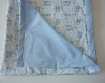 Baby Bunnies Blanket