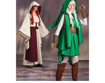 Simplicity Pattern  8199 Misses' Costumes