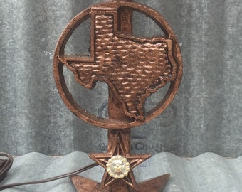 Texas Table Lamp