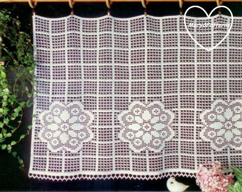 Pdf Crochet Pattern Curtains Tend Crochet Tend Home Home Decorators Catalog Best Ideas of Home Decor and Design [homedecoratorscatalog.us]