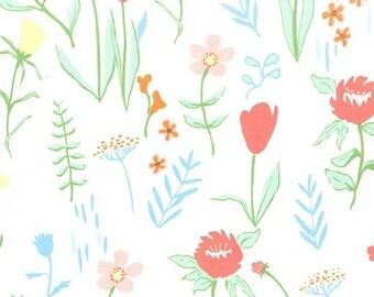 SOMMER by Sarah Jane for Michael Miller Fabrics in Plockade - Summer