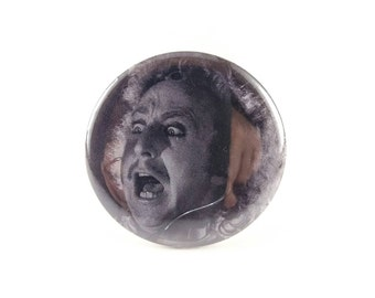 "2.25"" Young Frankenstein button or magnet"