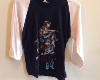 Vintage Van Halen - Might As Well... Jump! 3/4 sleeve shirt
