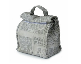MTO Insulated lunch bag - Dictionary
