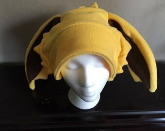 Pokemon Eeveelution Jolteon Fleece Hat