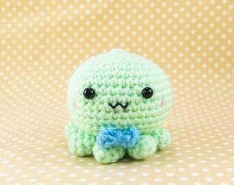 Amigurumi Zubehor : Octopus amigurumi Etsy