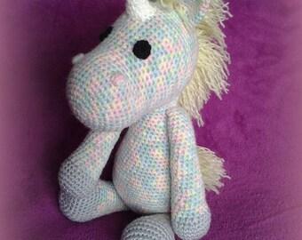 Crochet Baby Unicorn