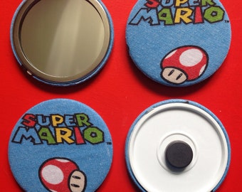 Super Mario Magnets and Mirrors