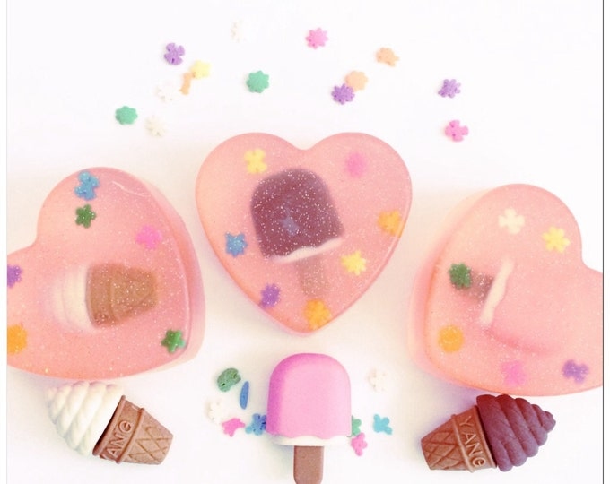 Sparkling Sweet Treats Scented Soap With Surprise Inside