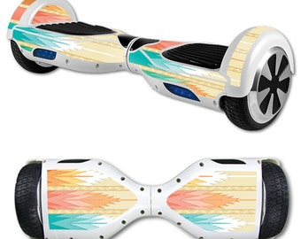 Skin Decal Wrap for Self Balancing Scooter Hoverboard unicycle Multi Tribal