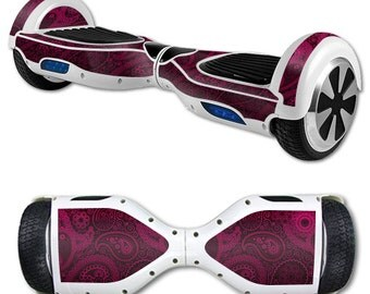 Skin Decal Wrap for Self Balancing Scooter Hoverboard unicycle Vintage Paisley