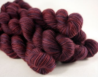 Ultra Violet  - QBasic Tailypo! Hand-Dyed Semi-Solid