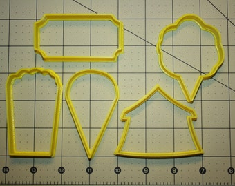 Circus Cookie Cutter Circus Theme Cookie Cutter Carnival Cookie Cutters