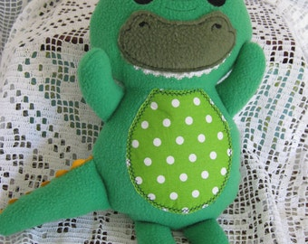 Soft toy, Crocodile Soft Toy, Plushie, Personalize Me