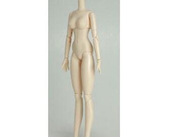 Obitsu Body 27BD-F06W 1/6 Scale 27cm Female Soft Bust M-Size White Skin