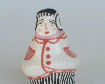 Pina - ceramic woman