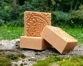Yuzu Handmade Vegan Soap with Powdered Orange Peel