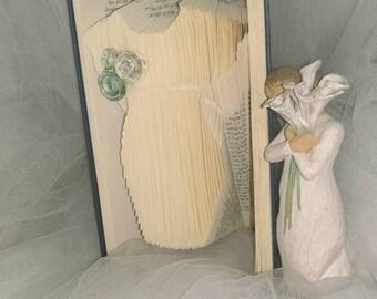 hand folded dress book