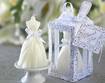Pre-Packed Candle Event Favors