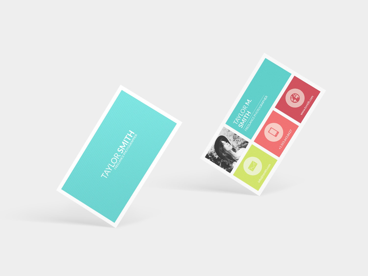 Printable Business Cards Template
