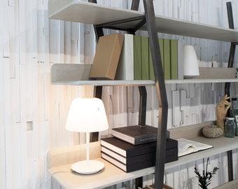 Artisan Teak Bookshelf