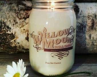 White Sage - soy cleansing candles, sage scented candle, herbal scents, scented candle, container candle, scented soy candle,