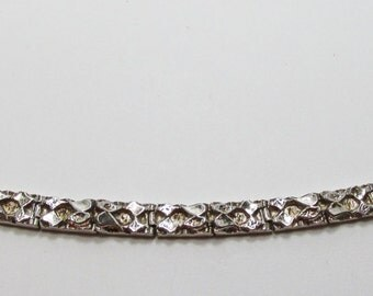 Vintage - Collectible - Sterling Silver Bracelet - Jewelry - Sterling Silver - Silver - Dainty - Unique - Bracelet - Mint - Gift - Flawless
