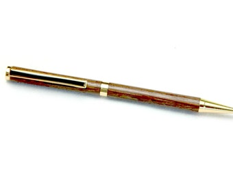 Slimline Wood Twist Pen #158
