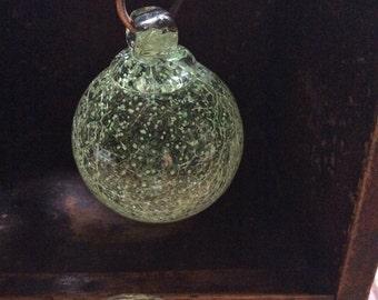 Phosphorous imbedded glass globe