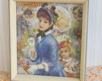 Vintage Strevens La Boutique Les Fleurs Picture
