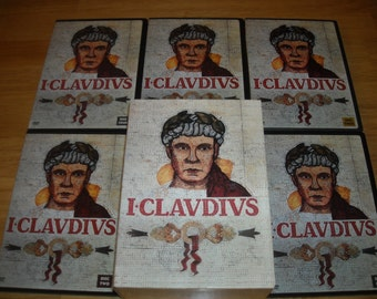 I-Clavdivs-Five Disc Box Set-100% Complete