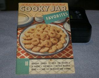1955 Cooky Jar Favorites