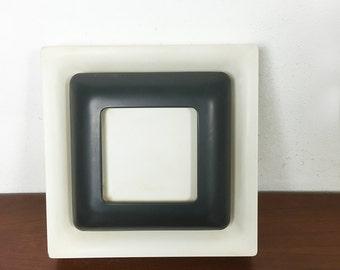 modernist 70s DORIA Wall light plafoniere wandlampe Leuchte | made in germany | 60s danish modern | midcentury modern | eames panton nr. 1