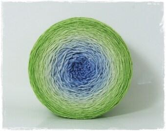 Fresh* Gradient yarn Merino hand dyed - DK