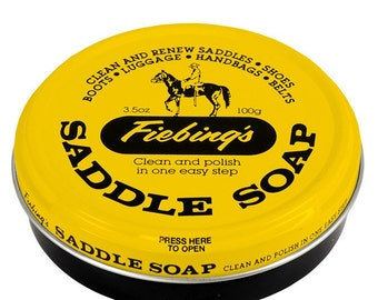 Fiebings Saddle Soap 3.5oz